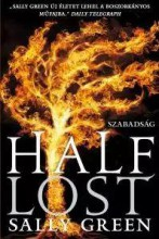 HALF LOST - SZABADSÁG - Ekönyv - GREEN, SALLY