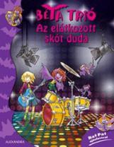 AZ ELÁTKOZOTT SKÓT DUDA - Ekönyv - BRILLY PAT