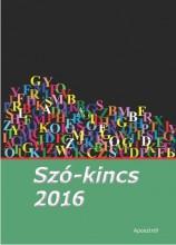 SZÓ-KINCS 2016 - ÜKH 2016 - Ekönyv - APOSZTRÓF KIADÓ