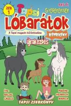 LÓBARÁTOK - ÚJRAKEZDÉS - TAPSI ZSEBKÖNYV 2016/1. - Ekönyv - BALOGH LÁSZLÓ