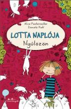 LOTTA NAPLÓJA - NYÚLÖZÖN - Ekönyv - PANTELMÜLLER, ALICE - KOHL, DANIELA