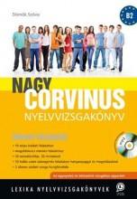 NAGY CORVINUS NYELVVIZSGAKÖNYV - NÉMET KÖZÉPFOK + CD - Ekönyv - LX-0056
