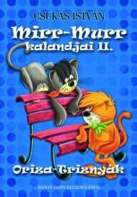 ORIZA-TRIZNYÁK - MIRR-MURR KALANDJAI II. - ÜKH 2016 - Ekönyv - CSUKÁS ISTVÁN
