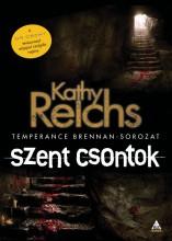 SZENT CSONTOK - TEMPERANCE BRENNAN-SOROZAT - Ekönyv - REICHS, KATHY