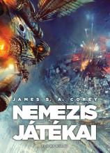 NEMEZIS JÁTÉKAI - Ekönyv - COREY, JAMES S.A.