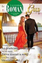 Romana Gold 11. kötet - Ekönyv - Victoria Parker, Nicola Marsh, Lynn Rae Harris