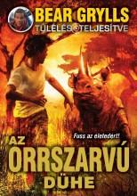 AZ ORRSZARVÚ DÜHE - Ekönyv - GRYLLS, BEAR