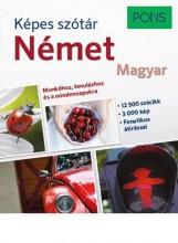 KÉPES SZÓTÁR - NÉMET-MAGYAR (PONS) - Ekönyv - KLETT KIADÓ