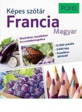 KÉPES SZÓTÁR - FRANCIA-MAGYAR (PONS) - Ekönyv - KLETT KIADÓ