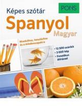 KÉPES SZÓTÁR - SPANYOL-MAGYAR (PONS) - Ekönyv - KLETT KIADÓ