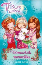 TITKOS KIRÁLYSÁG 15. - HÓMACKÓK MENEDÉKE - Ekönyv - BANKS, ROSIE