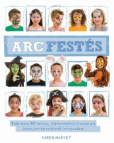 ARCFESTÉS - Ekönyv - HARVEY, KAREN