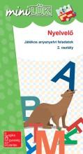 NYELVELŐ - JÁTÉKOS ANYANYELVI FELADATOK 2. OSZTÁLY  - MINILÜK - Ekönyv - LDI533
