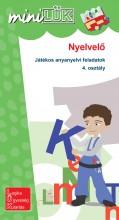 NYELVELŐ - JÁTÉKOS ANYANYELVI FELADATOK 4. OSZTÁLY  - MINILÜK - Ekönyv - LDI537