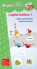 LOGIKAI BUKFENC 1. - LOGIKAI GONDOLKODÁST FEJLESZTŐ FELADATOK - Ekönyv - LDI538