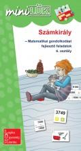 SZÁMKIRÁLY - MATEMATIKAI GONDOLKODÁST FEJLESZTŐ FELADATOK 4. OSZTÁLY - MINILÜK - Ebook - LDI536