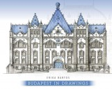 BUDAPEST IN DRAWINGS - Ebook - BARTOS ERIKA