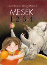 MESÉK - 1 • 2 • 3 • 4 - Ekönyv - IONESCO, EUGÉNE-DELESSERT, ETIENNE