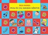 MISU ÉS CILI KOCKÁS KÖNYVE  - PIROS-KÉK - Ekönyv - BECK ANDREA