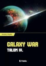 GALAXY WAR - Ekönyv - Kovács Árpád