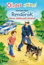 RENDŐRÖK - OLVASS VELEM! - Ekönyv - WICH, HENRIETTE