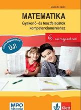 MATEMATIKA - GYAKORLÓ- ÉS TESZTFELADATOK KOMPETENCIAMÉRÉSHEZ 6. OSZTÁLYOSOKNAK - Ekönyv - MUSKOVITS ISTVÁN