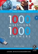 1000 QUESTIONS 1000 ANSWERS - ANGOL KÖZÉPFOK - Ekönyv - LX-0125-4