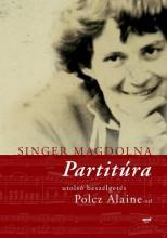 PARTITÚRA - ÚJ BORÍTÓVAL - Ekönyv - SINGER MAGDOLNA