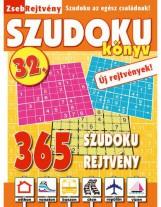 ZSEBREJTVÉNY SZUDOKU KÖNYV 32. - Ekönyv - CSOSCH BT.