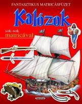Kalózok - Fantasztikus matricásfüzetek - Ekönyv - NAPRAFORGÓ KÖNYVKIADÓ
