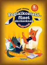 Jobb leszek… magyarból - harmadikosoknak - Foglalkoztató füzet iskolásoknak - Ekönyv - NAPRAFORGÓ KÖNYVKIADÓ
