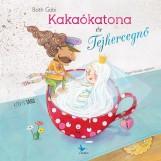 KAKAÓKATONA ÉS TEJHERCEGNŐ - Ekönyv - BOTH GABI
