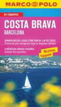 COSTA BRAVA - BARCELONA - ÚJ MARCO POLO - Ekönyv - CORVINA KIADÓ