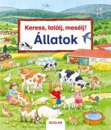 ÁLLATOK - KERESS, TALÁLJ, MESÉLJ! - Ekönyv - SCOLAR KIADÓ ÉS SZOLGÁLTATÓ KFT.