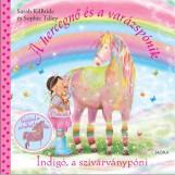 INDIGÓ, A SZIVÁRVÁNYPÓNI - A HERCEGNŐ ÉS A VARÁZSPÓNIK - Ekönyv - KILBRIDE, SARAH