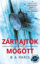 ZÁRT AJTÓK MÖGÖTT - Ekönyv - PARIS, B.A.