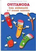 OVITANODA - ÍRÁS ELŐKÉSZÍTŐ 4-7 ÉVESEK SZÁMÁRA - Ebook - DIÓSZEGINÉ NANSZÁK TÍMEA