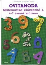 OVITANODA - MATEMATIKA ELŐKÉSZÍTŐ 1. 4-7 ÉVESEK SZÁMÁRA - Ebook - DIÓSZEGINÉ NANSZÁK TÍMEA