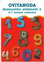 OVITANODA - MATEMATIKA ELŐKÉSZÍTŐ 2. 4-7 ÉVESEK SZÁMÁRA - Ekönyv - DIÓSZEGINÉ NANSZÁK TÍMEA