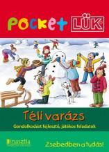 TÉLI VARÁZS - POCKET LÜK - Ekönyv - LDI908