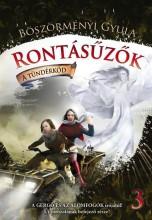 RONTÁSŰZŐK - A TÜNDÉRKÖD - Ekönyv - BÖSZÖRMÉNYI GYULA