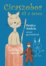 CICASZOBOR ÁLL A TÉREN - Ekönyv - PETŐCZ ANDRÁS