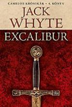 EXCALIBUR - CAMELOT-KRÓNIKÁK 4. - Ekönyv - WHYTE, JACK