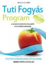 TUTI FOGYÁS PROGRAM - Ekönyv - BENKOVICS PÉTER