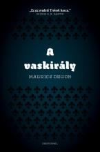 A VASKIRÁLY - Ekönyv - DRUON, MAURICE