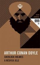 SHERLOCK HOLMES - A NÉGYEK JELE - Ekönyv - CONAN DOYLE, SIR ARTHUR