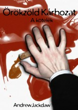 Örökzöld Kárhozat - Ekönyv - Andrew Jackdaw