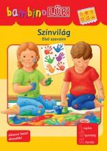 SZÍNVILÁG - ELSŐ SZAVAIM - BAMBINO LÜK - Ekönyv - DINASZTIA TANKÖNYVKIADÓ KFT.