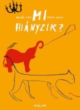 MI HIÁNYZIK? - Ekönyv - BARABÁS ZSÓFI, MOIZER ZSUZSA