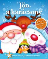 Karácsonyi foglalkoztatófüzet - Jön a karácsony - Ekönyv - NAPRAFORGÓ KÖNYVKIADÓ